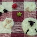 ウール刺繍 1dayレッスン