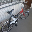 【充電器要交換】パナソニック電動自転車