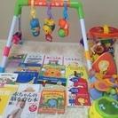 おもちゃ(アンパンマン&ミッフィー)絵本など22点セット