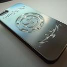 iphone5,5s用のケース カッコいいデザインです。