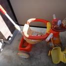 ハローキティ―おしゃべり三輪車