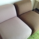 イデー1人掛けソファ二個を無料でさしあげます
