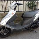 ■今お乗りのバイクも下取り可 2980キロ低走行スズキ アドレスV...