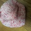 毛糸の帽子!