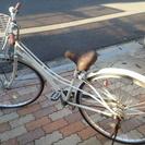 白26インチ自転車(現在対応中)