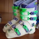スキー靴あげます