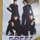 SPEED 1999年壁掛けカレンダー