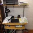 中古PCデスク