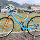 【美品】クロスバイク ライトウェイ シェファード シティ 2015...