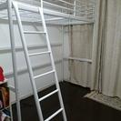 IKEA ロフトベッド TROSMO