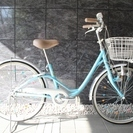 <商談成立>子供24インチ自転車(ブリヂストン スイートピー)売ります