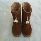 ボア長靴(16cm)