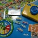 プラレール  JRてつどう旅行ゲーム