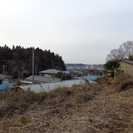 交換可能!陶芸の里ましこ、益子駅近くの高台。