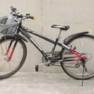 ☆ブリヂストン26インチ7段変速自転車☆旧浜田市内は無料でお届けします。