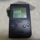 ゲームボーイPocket ソフト「ポケモン赤」付き