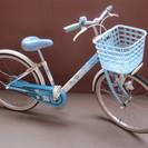 ブリヂストン 女の子用 自転車22インチ エコパル EPL22