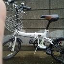 ... 折りたたみ自転車 【自転車