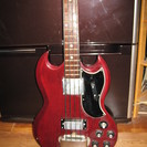 Greco グレコ ハードケース 付 ベースギター ジャンク品