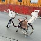 3人乗り自転車➕カゴ