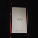 iPhone5c 32GB ピンク