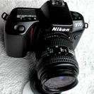 NikonF70D PANORAMA カメラ フイルム使用