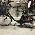 パナソニック 電気自転車 値下げします。 連絡下さい