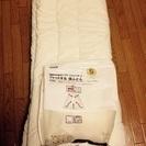 約1ヶ月半使用ニトリの掛け布団