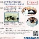 3月15日(日曜)第14回猫の譲渡会(NPO法人神戸猫ネット&株式...