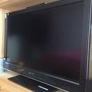 40型テレビとテレビボード(IKEA)セット