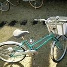 女の子用自転車20インチ(交渉中)