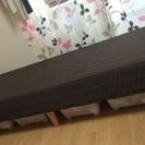 ニッセンのセミシングルマットレスベッド!