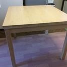 IKEA ダイニングテーブル 中古