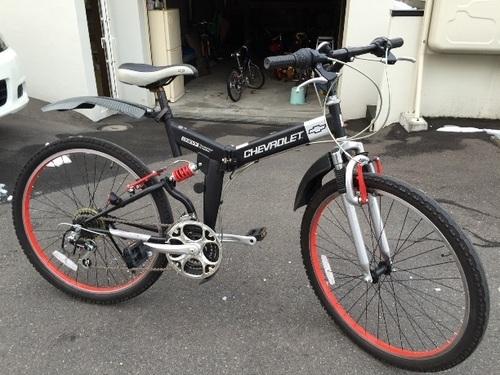 自転車の 折りたたみ自転車 中古 札幌 : 札幌の折りたたみ自転車の中古 ...