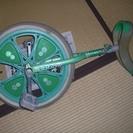 一輪車18インチ