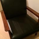 雑貨屋で買ったオシャレな椅子