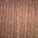 ニトリのカーテン【100㎝×178㎝】2枚