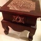 アジアン家具 バリ サイドテーブル