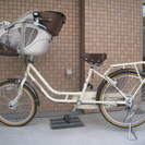子ども乗せ自転車 BAA 三人乗り可