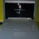 ♦おつとめ品♦ Mac book Core Duo 1.83GHz...