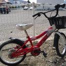 16インチ 幼児用自転車