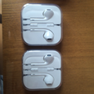 iPhone 5C イヤホン(ケース無料)
