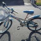 子供用自転車差し上げます。
