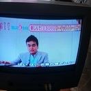14インチ ブラウン管テレビ KTV-141S 動作確認済み