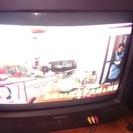 25インチ ブラウン管テレビ C25-BL70-1 動作確認済み