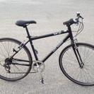 【点検整備済】 アルミフレームのクロスバイク