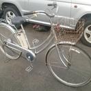 終了御礼 26インチ アシスト自転車 ジャンク