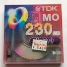 TDK MOディスク【新品】