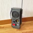 トランシーバー ラジオ付き