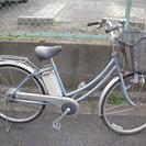 電動アシスト自転車を引き取りにこられる方に無料でさしあげます。